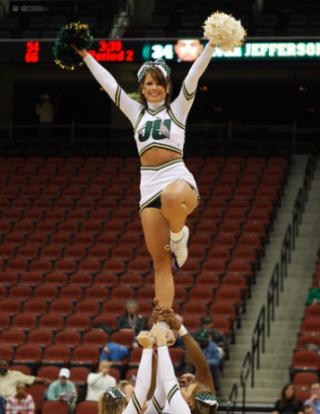 Image of Cheerleader