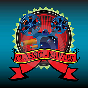 picture of classic movies graphic