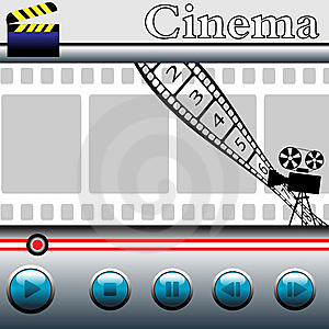 online cinema image
