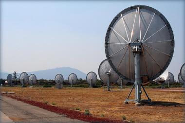 image of Hat Creek Radio Observatory