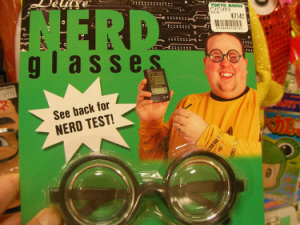 image of Nerd Glasses