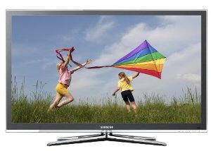 image of Samsung UN55C6500 HDTV