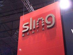 image of Sling Media sign