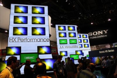Image of Sony LCD HDTV's