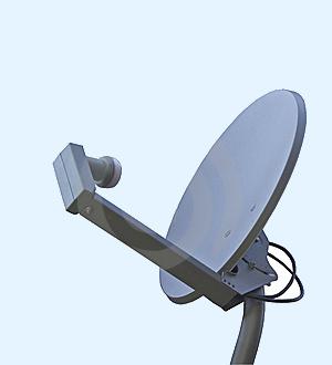 picture of satellite dish